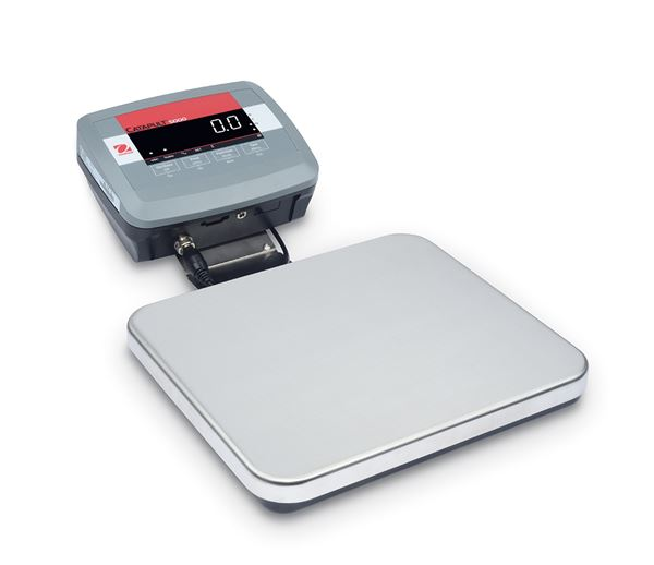 Ohaus Catapult 5000 C51XE6R 6kg x 0.002kg Small Base Heavy Duty Shipping Scale
