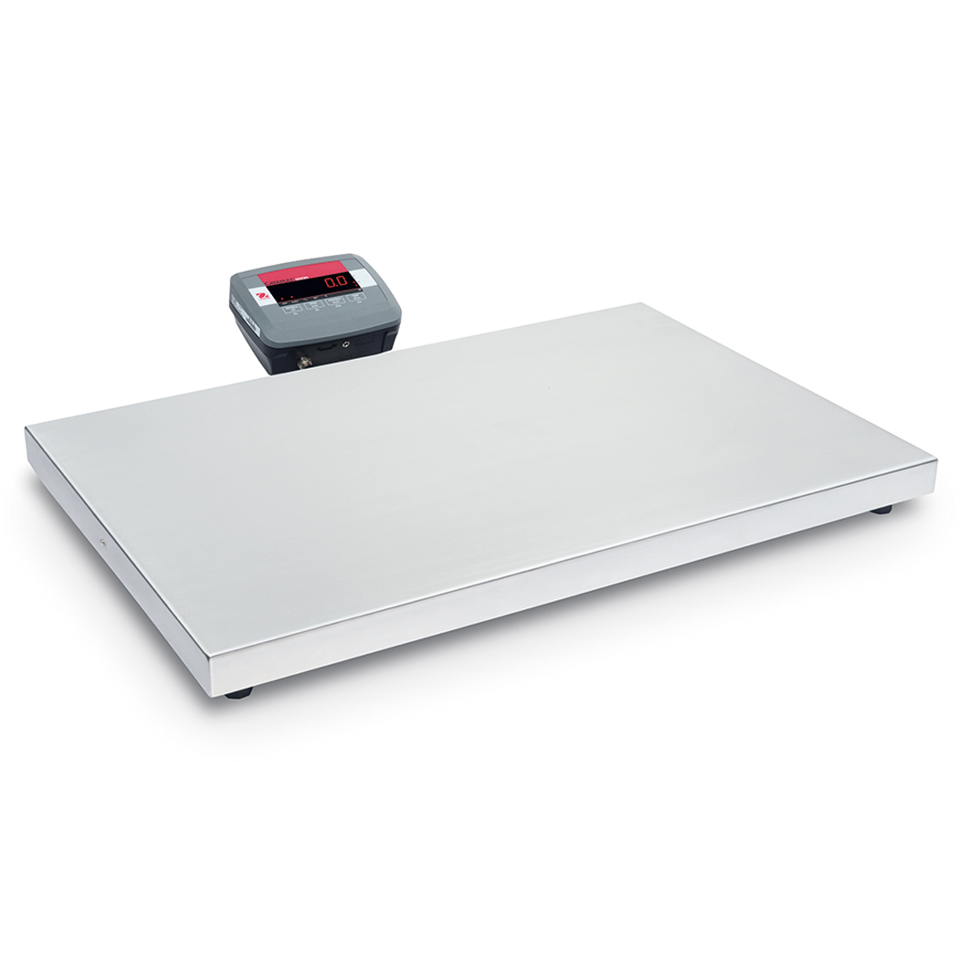 Ohaus Catapult 5000 C51XE100X 100kg x 0.05kg Extra Large Base Heavy Duty Shipping Scale