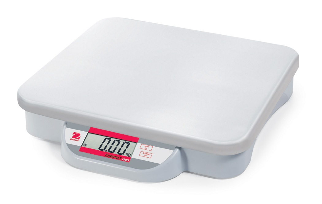 Ohaus Catapult C11P9 1000 9kg x 0.005kg Compact Precision Bench Scale