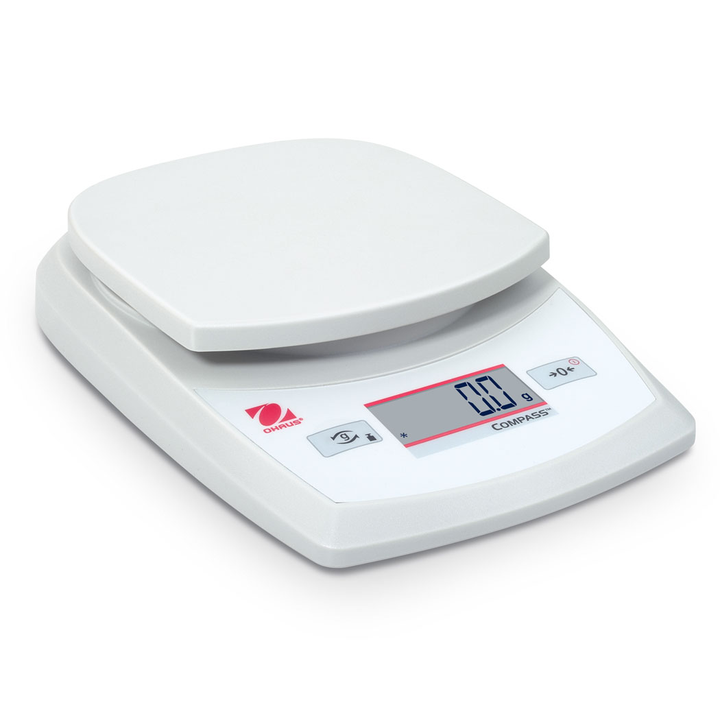 Ohaus Compass CR5200 5200g x 1g LCD Compact Scale