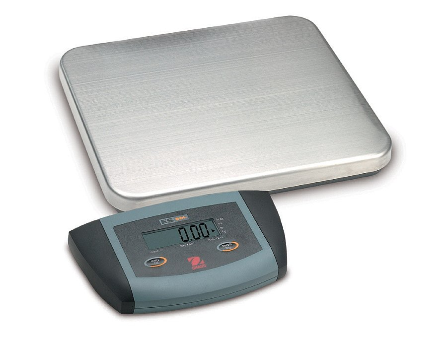 Ohaus ES6R 6kg x 0.002kg Small Base Low Profile Bench Scale