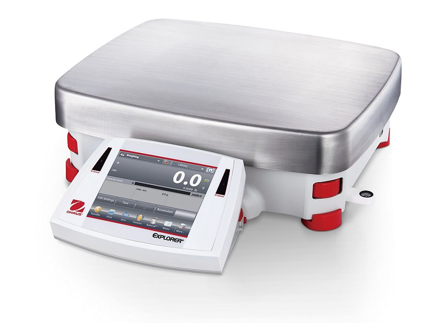 Ohaus Explorer EX12001 12000g x 0.1g High Capacity Balance With AutoCal