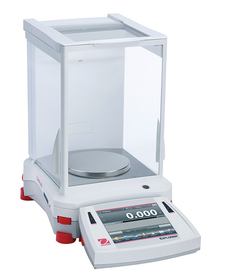 Ohaus Explorer EX1103 1100g x 0.001g Precision Balance With AutoCal