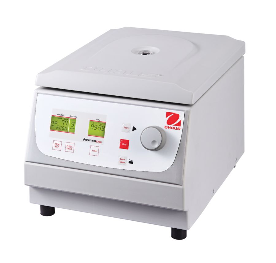 Ohaus Frontier 5000 Series FC5706 Multi Centrifuge
