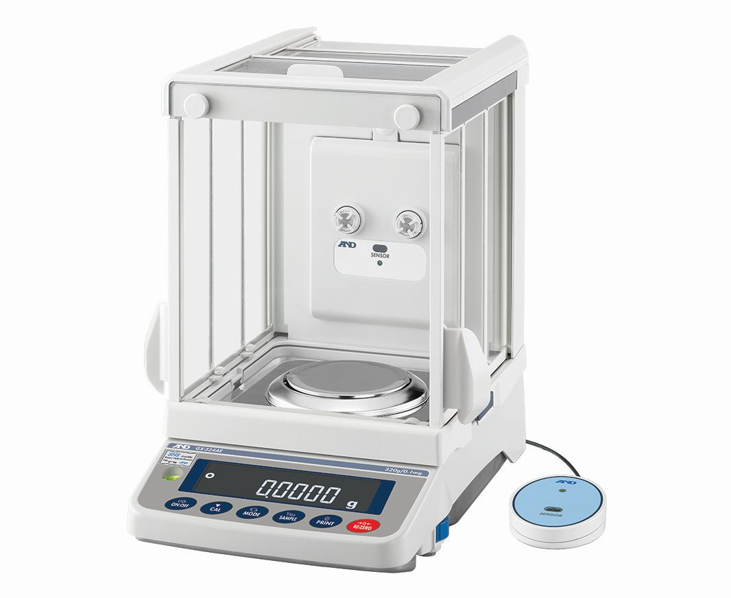 A&D GX-224AE 220g x 0.1mg Analytical Balance