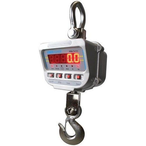 Adam Equipment IHS 3000kg X 0.5kg Heavy Duty Crane Scale