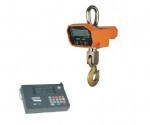 Kelba KOCS-XZ-F1 3000kg X 1kg Heavy Duty Crane Scale With Wireless Remote Printer & Indicator