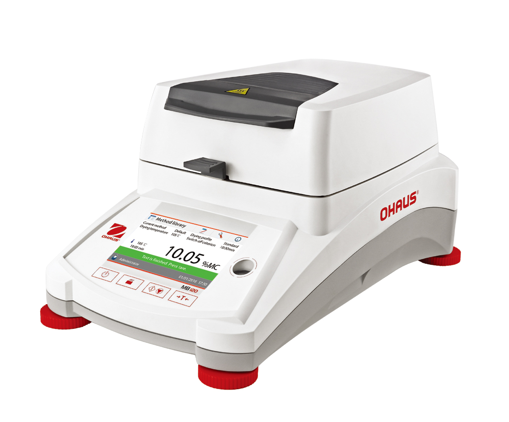 Custom Order for Xi - Ohaus MB120 120g 0.01%/0.001g Moisture Analyser
