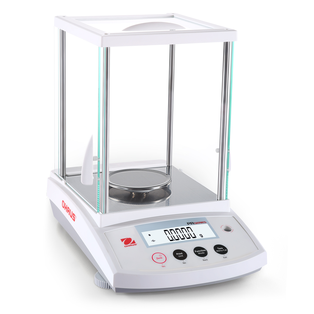 Ohaus Pioneer PR423/E 420g x 1mg Precision Balance With Draftshield