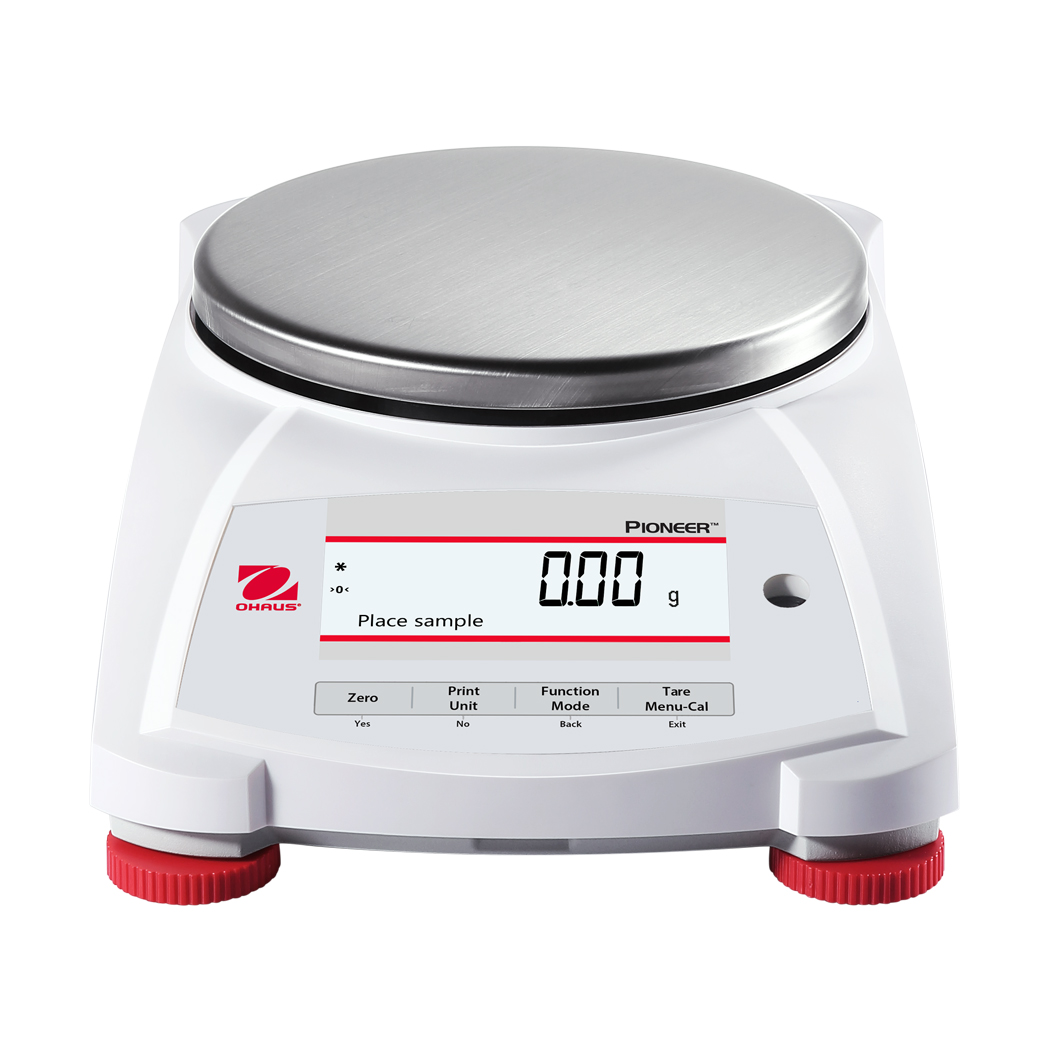 Ohaus Pioneer PX5202 5200g x 0.01g Precision Balance With Incal