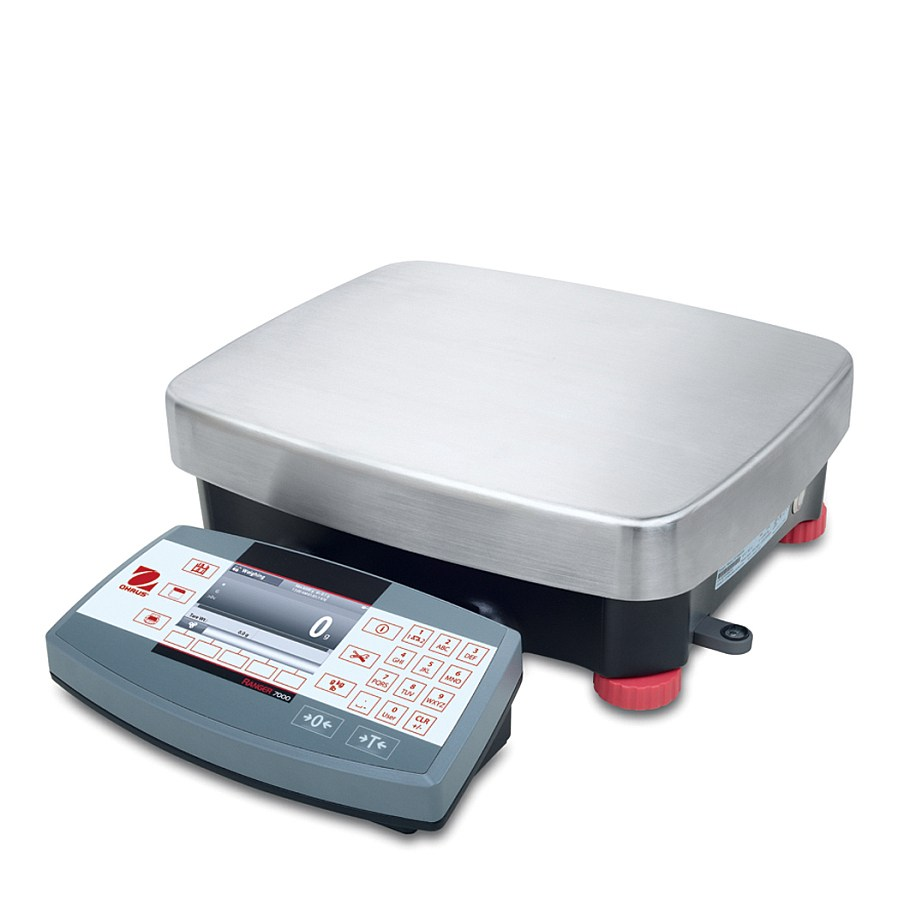Ohaus Ranger 7000 R71MD35 35kg x 0.5g/0.2g Compact Bench Scale