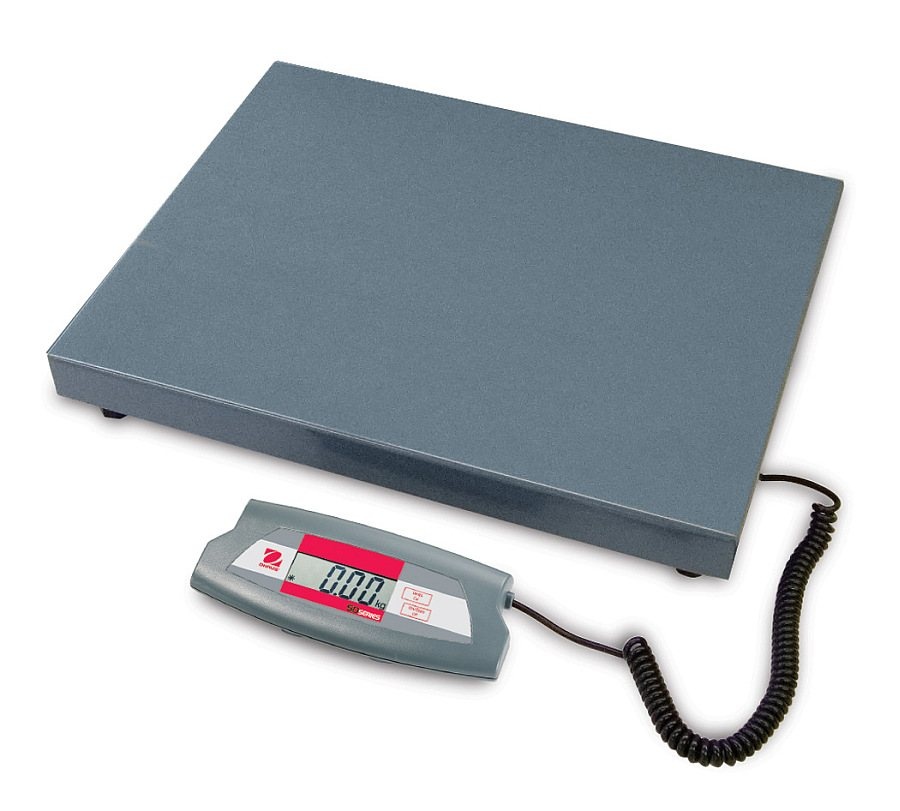 Ohaus SD75L 75kg x 50g Large Base Shipping Scale