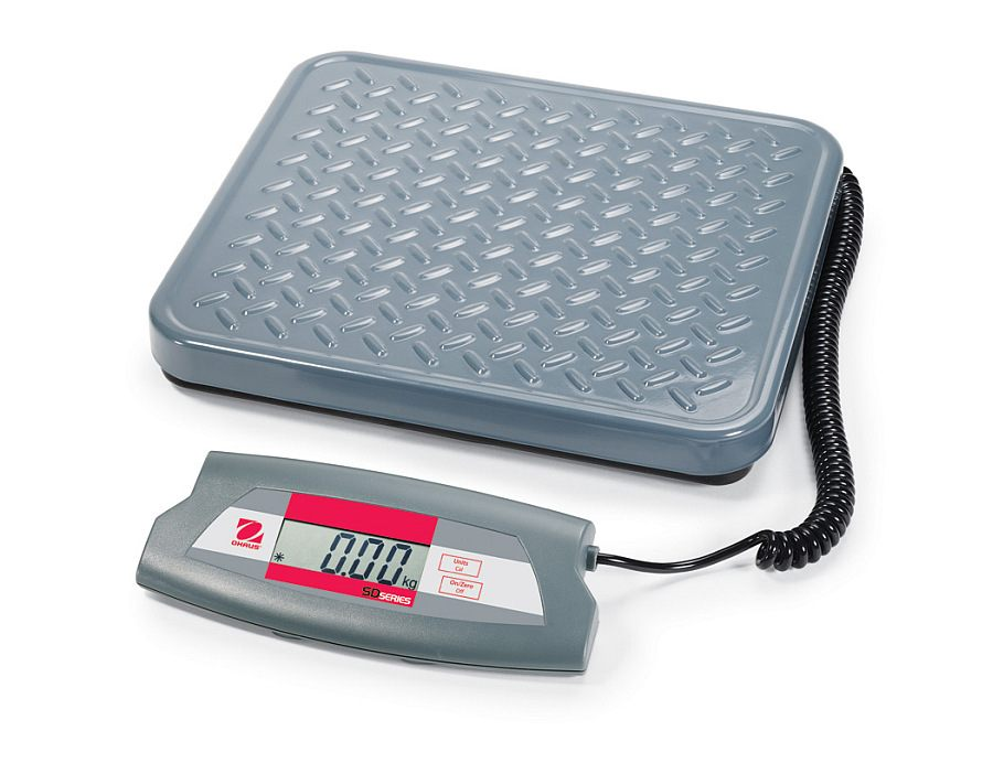 Ohaus SD200 200kg x 100g Small Base Shipping Scale