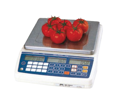A&D SG-30KA Dual Range 15kg x 5g/30kg x 10g Price Computing Scale
