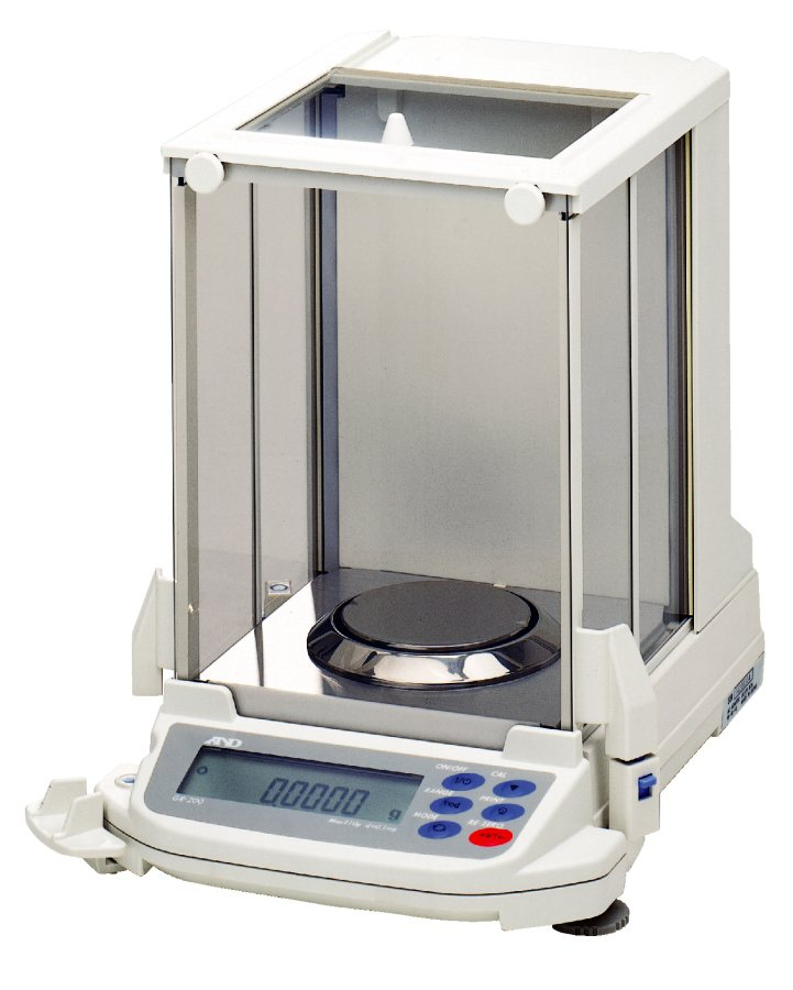 A&D GR-200 210g x 0.1mg Analytical Balance
