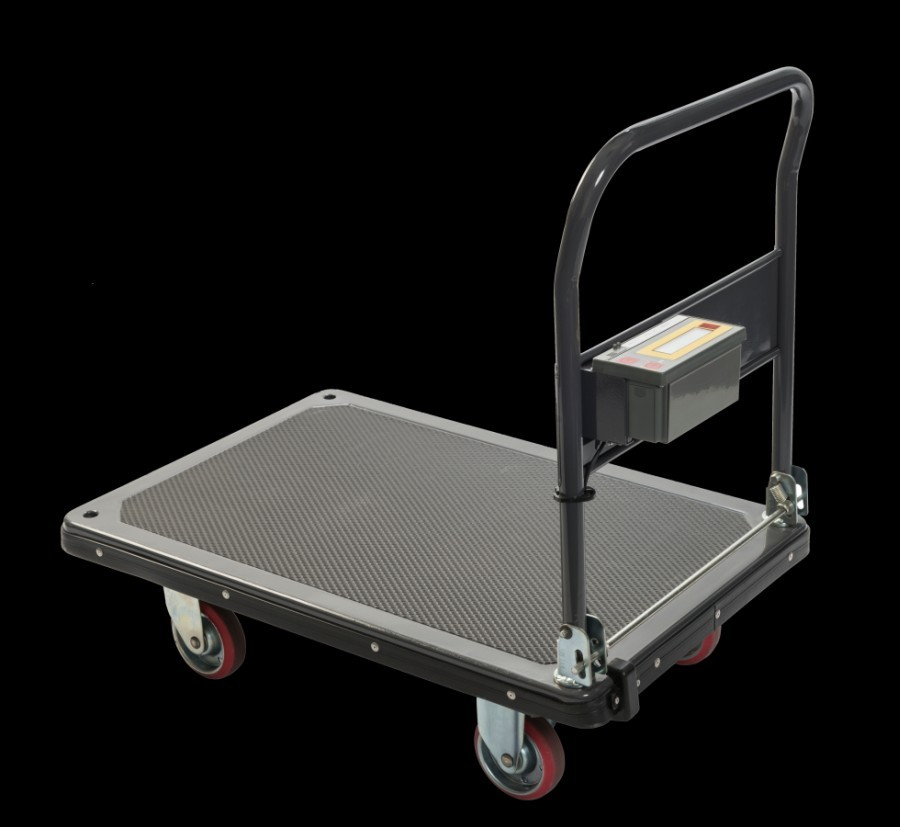 A&D SD-200 200kg x 100g Trolley Scale