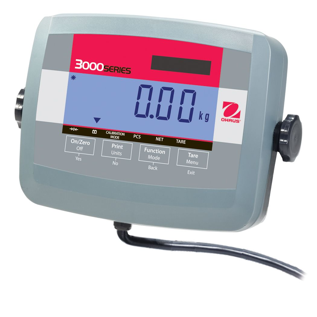 Ohaus Defender 3000 T31P Weighing Indicator