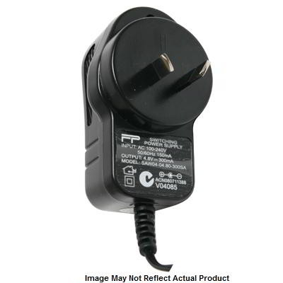 AC-DC Power Pack To Suit Most Ohaus Scales Requiring 90 Degree Plug (e.g. V11, EB, EC).