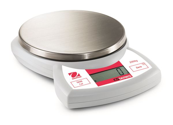 Ohaus CS2000 2000g x 1g Compact Scale